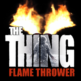 The Thing - Flame Thrower (2002 Game)
