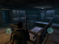 Pyron submersible interior 2 - The Thing (2002)