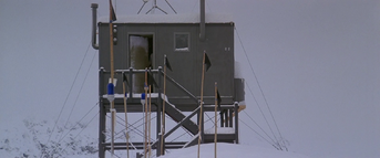 US Outpost 31 Mac's Hut - The Thing (1982)