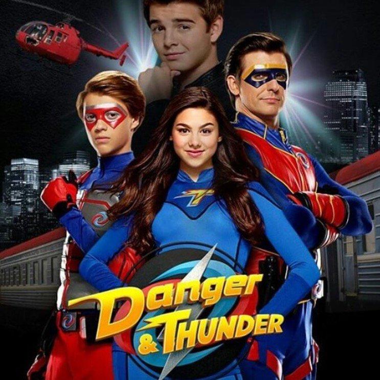 Danger And Thunder Deutsch
