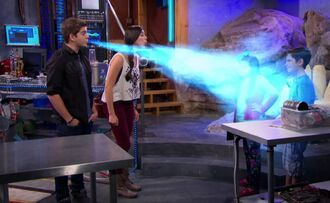 Phoebe and Max Freeze Billy and Nora