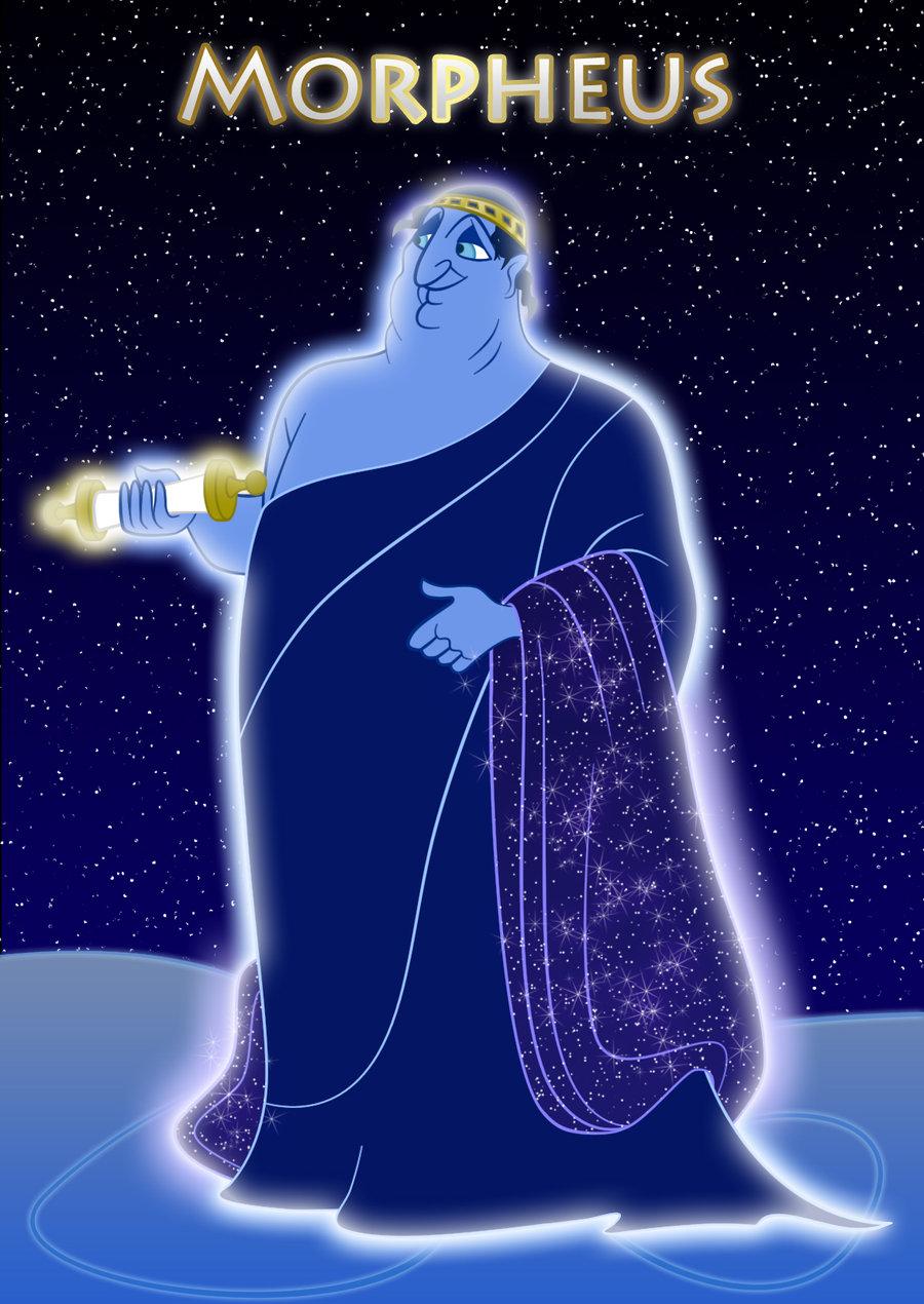 Helios Immortals Morpheus   The United ...
