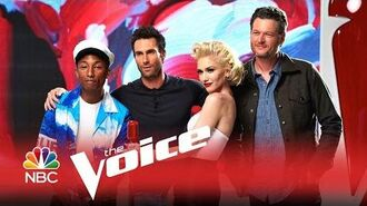 The Voice 2015 - First Look at Season 9 (Preview)
