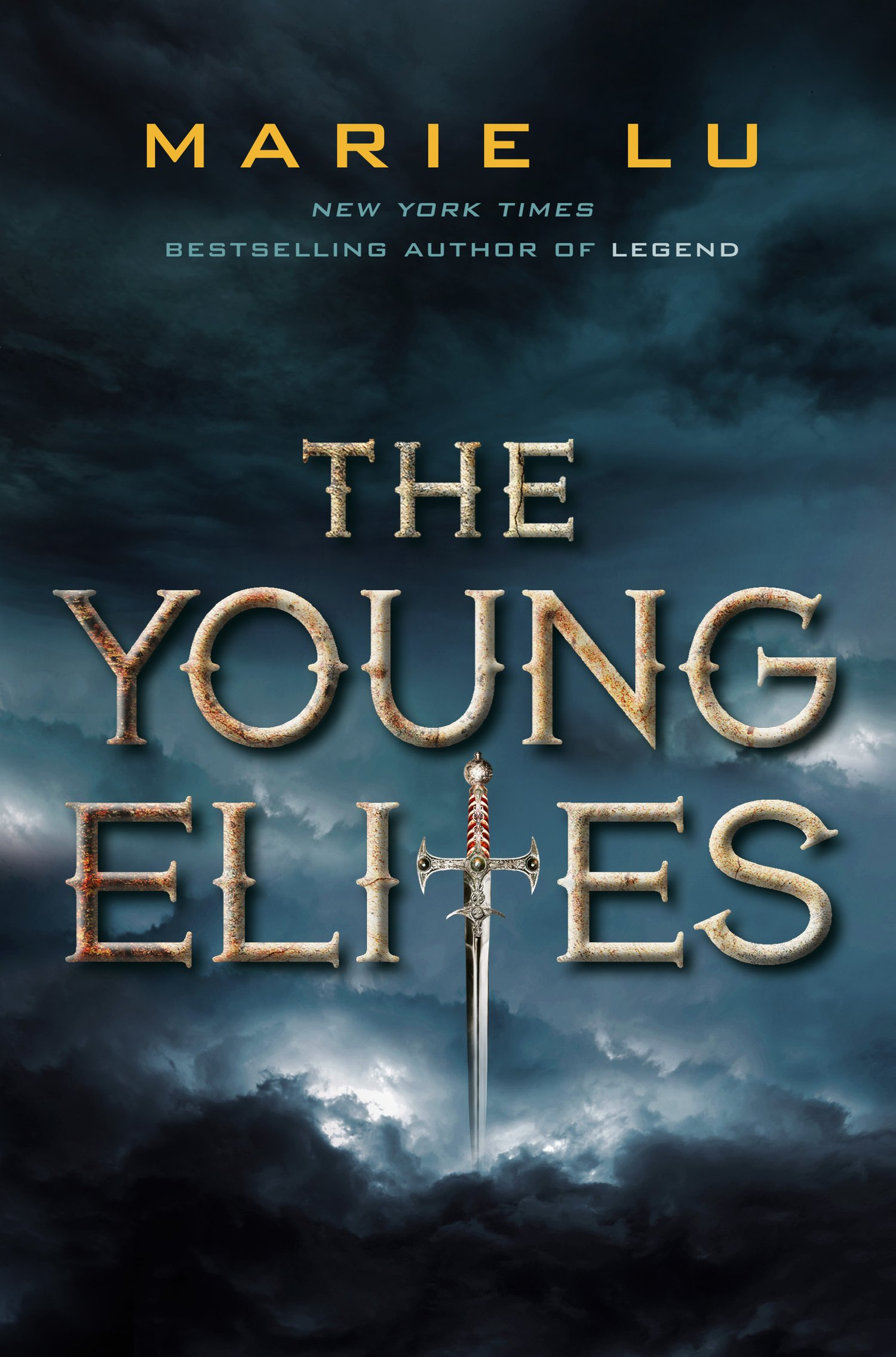 Image result for the young elites book cover