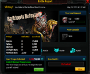 74k Grunt defeat Lvl 10 Pythus