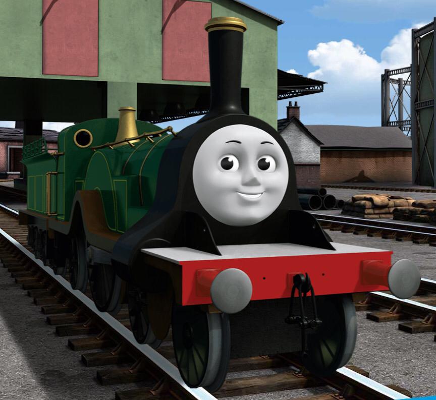 Emily | Thomas & Friends C.G.I Series Wiki | Fandom ...