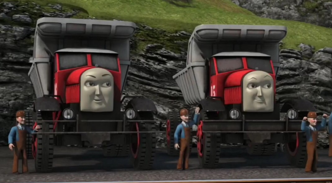 Max And Monty Thomas Made Up Characters And Episodes