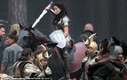Jaimie-alexander-thor-the-dark-world-set-photo