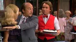 Threes Company episode - The Catered Affair