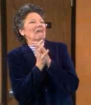 Nancy Andrews as Secretary