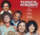 Three's Company TV Season 3