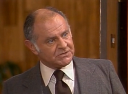 Rod Colbin as Mr. Charles Hadley