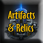 Artifacts and relics