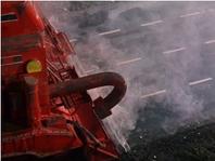 Contrucction Vehicle Rear