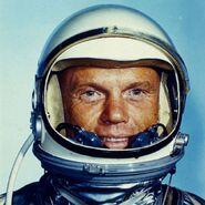 John Tracy was named after Mercury 7 Astronaut John Glenn