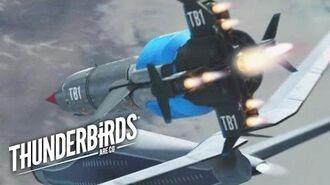 Thunderbirds Are Go Preview Clip Thunderbird 1 Loses Control