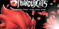 ThunderCats: Season 2, Volume 1 DVD