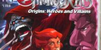 Origins: Heroes and Villains