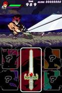 Thundercats Nintendo DS screen 1