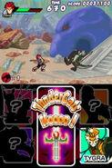 Thundercats Nintendo DS screen 5
