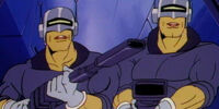 Gray Prison Planet Guards