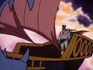 Mumm-Ra ship