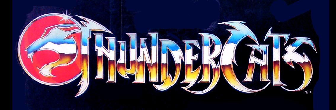 thundercats 1980s
