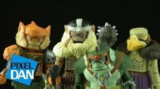 Icon Heroes ThunderCats MiniMates Series 2 Figure Review
