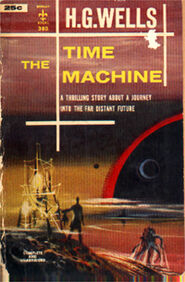Time Machine Novel