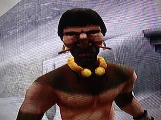 Aztec Warrior | TimeSplitters Wiki