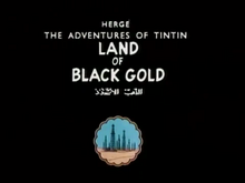 Land of Black Gold