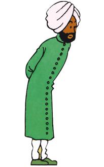 The Maharajah of Gaipajama