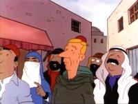 Hergé Cameo