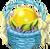 Decoration 1x1 Bug Egg
