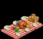 Decoration 3x3 thanksgiving picnic tn@2x