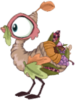 Monster gratitudemonster mythic baby