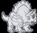Heliohorn-Adult