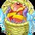 Decoration 1x1 Strike Egg