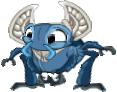 Monster lightwingmonster mythic baby