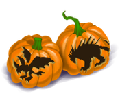 Decoration 1x1 jackolantern sonar frozenflame tn@2x