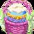 Decoration 1x1 Frostbeam Egg