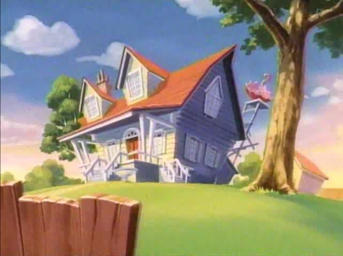 Elmyra 39 s house tiny toon adventures wiki fandom for 90s house tunes