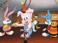 Playtime Toons Hamton's birthday party