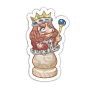 Sticker chesskingrupert@2x