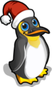 Festive Penguin single
