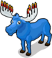 Hannukah moose single