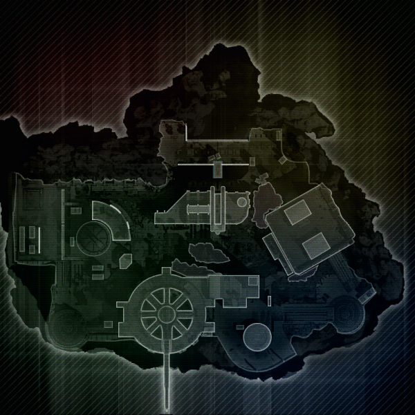 Outpost 207 Map