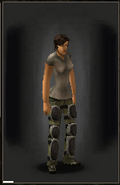 HERC - Combat Pants equipped female