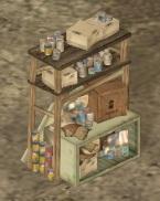 Food storage lvl6