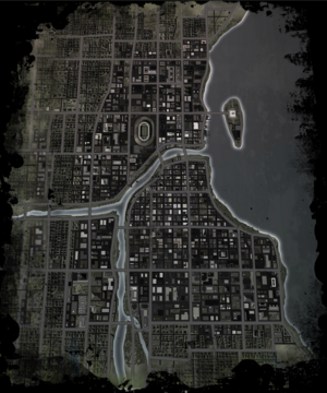 Union City Map TLCUS